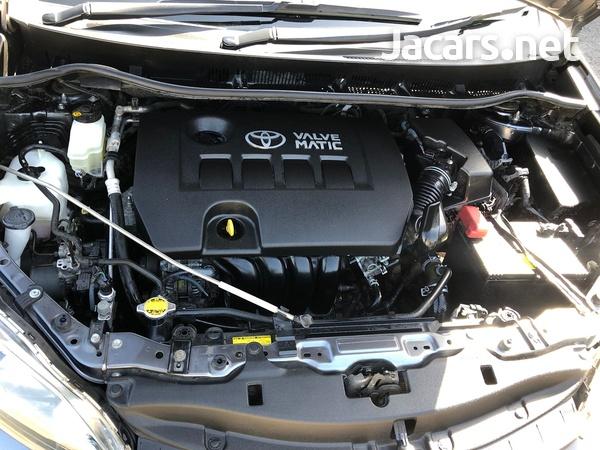 Toyota Wish 1,8L 2012-13