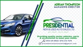 Presidential Auto Sales Ltd