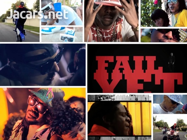 Video production, editing, TV commercials, music videos, etc.