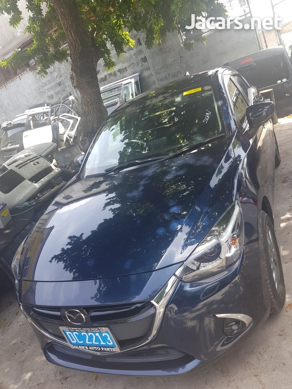 Mazda Demio 1,5L 2017-3