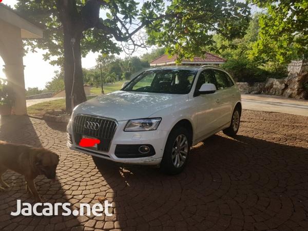 Audi Q5 2,0L 2015-1