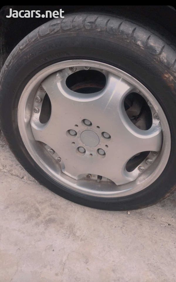 17 inch 5 lugs with tyres-2