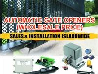 Gate Operator
