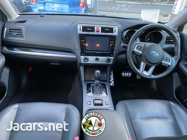 Subaru Legacy 2,5L 2015-11