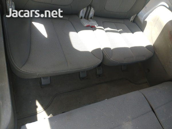 Hyundai Santa Fe 2,2L 2009-6