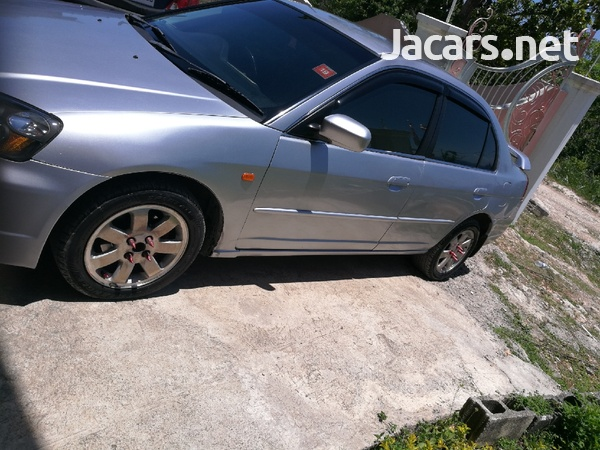 Honda Civic 0,5L 2002-3