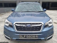 Subaru Forester 2,0L 2016