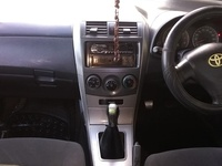 Toyota Fielder 1,5L 2010