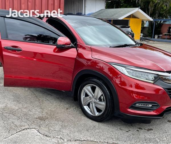 Honda HR-V 1,8L 2018-3