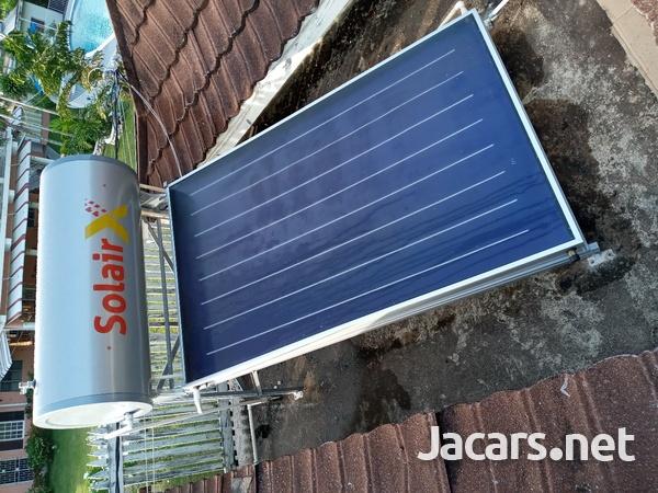 Solar Water Heater.-1