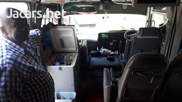 2009 Toyota Coaster Bus-5