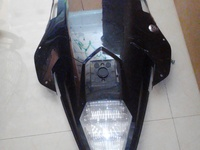 2008 to 2016 Yamaha R6 Rear under tail fairing