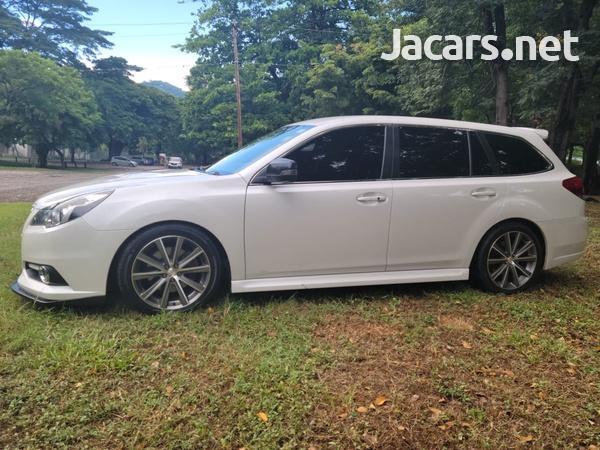 Subaru Legacy 2,0L 2013-10