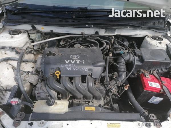 Toyota Corolla 1,5L 2001-6