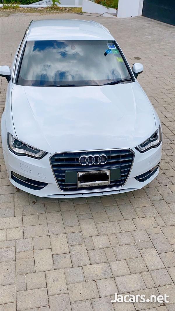 Audi A3 1,2L 2016-2