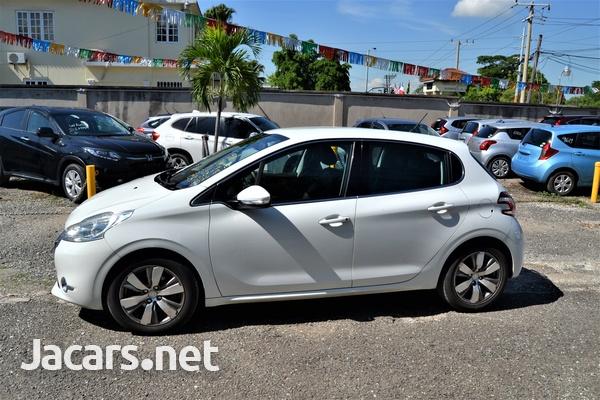 Peugeot 207 1,6L 2014-4