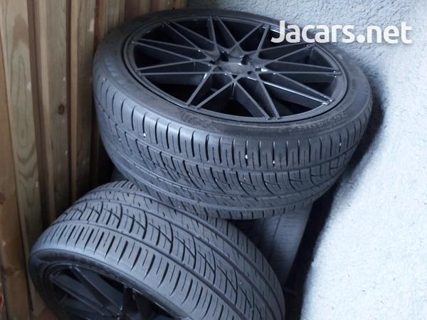 18 19 22 used tyres & oem wheels-4