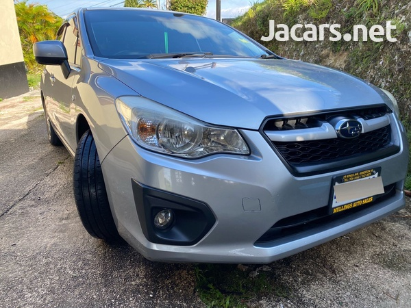 Subaru G4 1,6L 2014-5