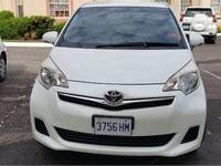 Toyota Ractis 1,5L 2012
