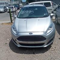 Ford Fiesta 2,5L 2015