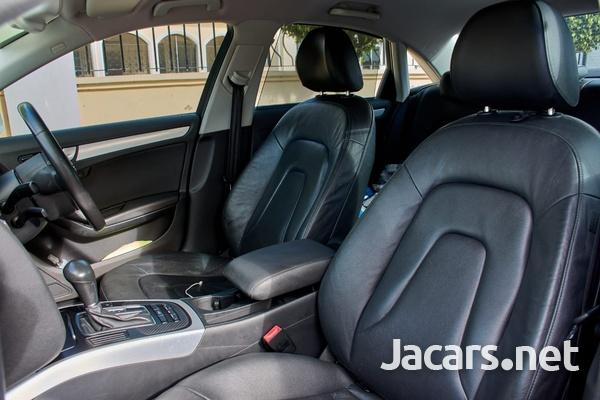 Audi A4 2,0L 2012-7