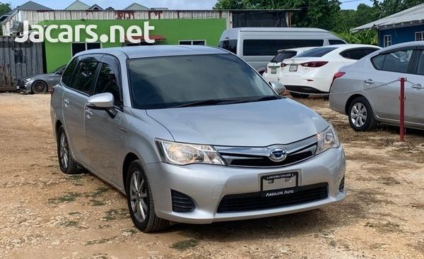 Toyota Fielder 1,5L 2014-2