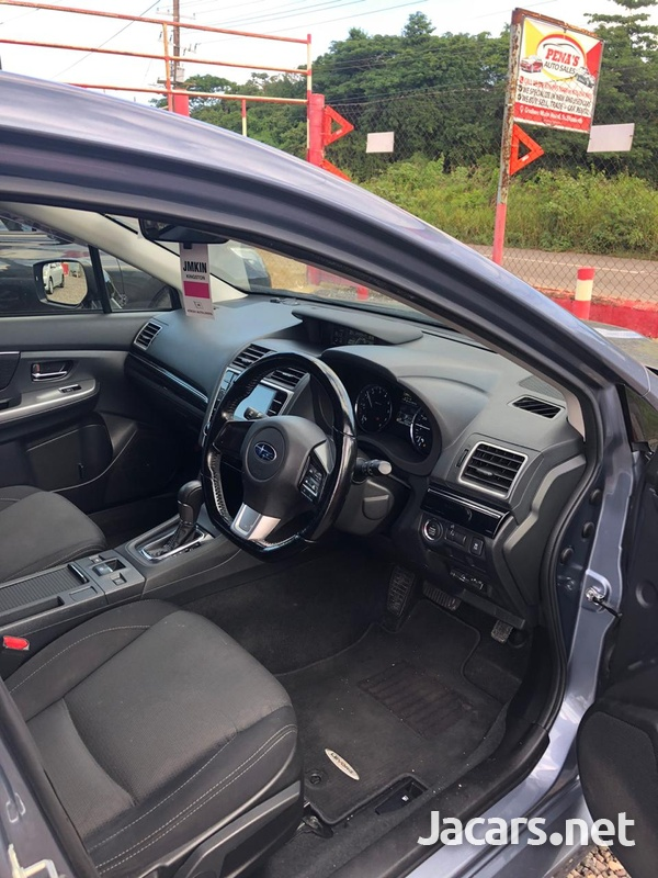 Subaru Levorg 2,0L 2014-8