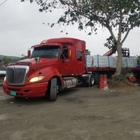 2010 Prostar and Flatbed
