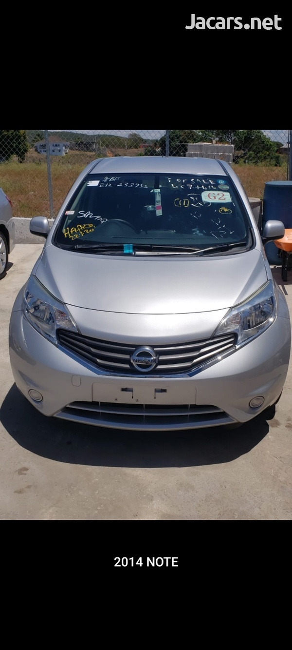 Nissan Note 1,3L 2014-1