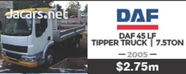 DAF 45LF Tipper Truck 2005-2