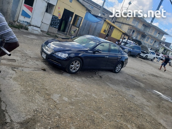 Toyota Mark X 2,5L 2008-9