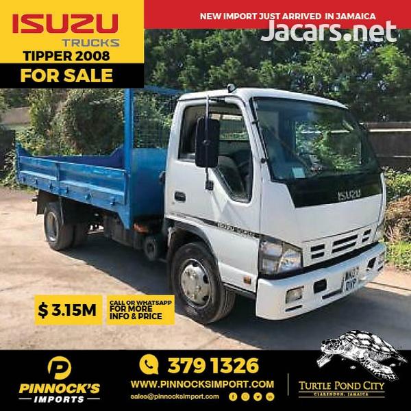 Isuzu Tipper Truck 2008-1