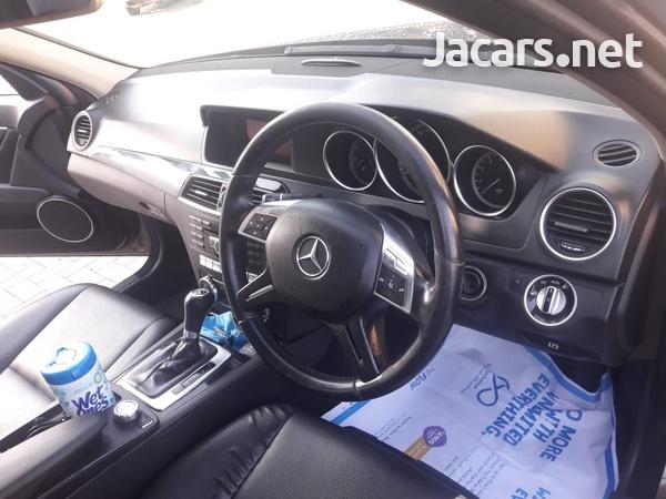 Mercedes-Benz C-Class 1,6L 2013-7