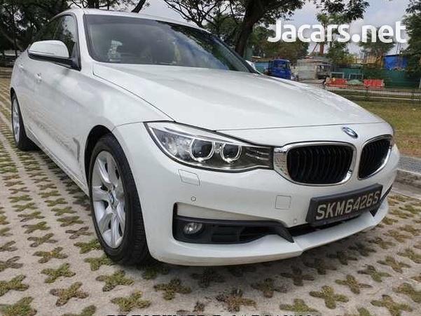 BMW 3-Series 2,0L 2014-1