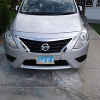 Nissan Latio 1,4L 2015