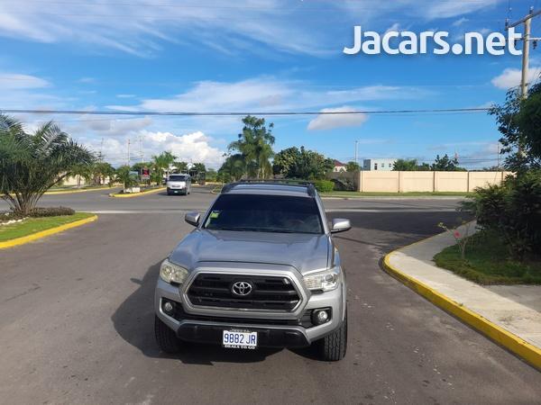 Toyota Tacoma 2,7L 2016-10