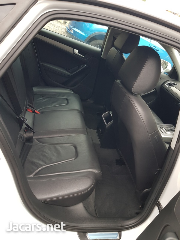 Audi A4 1,8L 2014-10