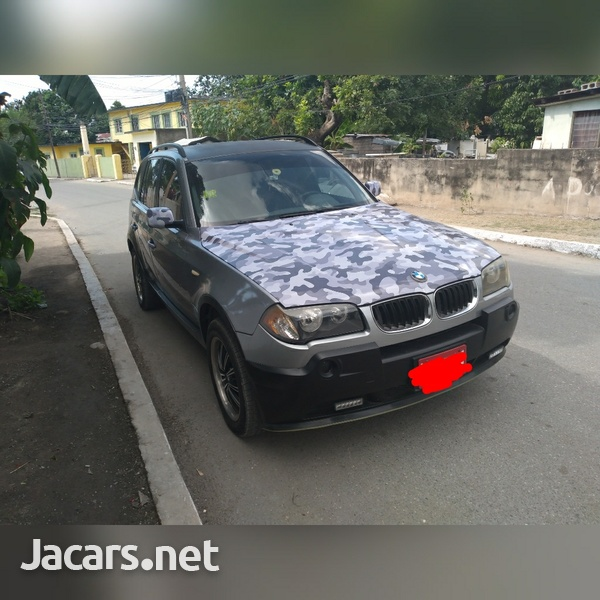 BMW X3 3,0L 2004-1