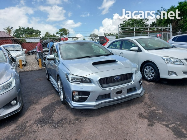 Subaru WRX 2,0L 2016-1