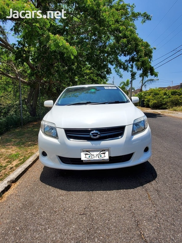 Toyota Fielder 1,5L 2011-7