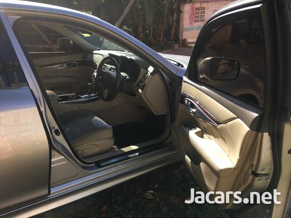 Nissan Fuga 1,4L 2012-9