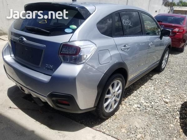 Subaru XV 2,0L 2016-5