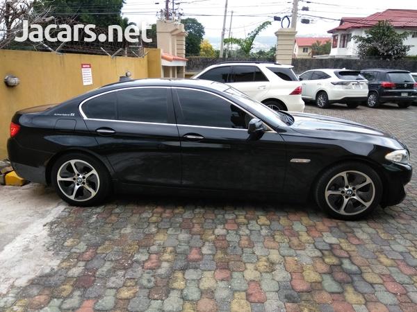 BMW 5-Series 2,9L 2012-13