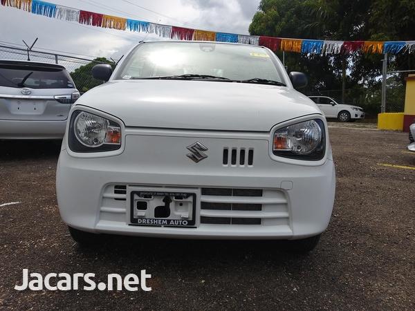 Suzuki Alto 0,7L 2019-2