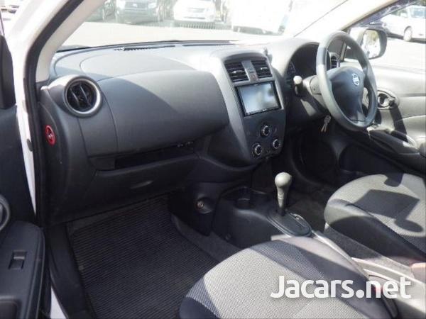 Nissan Latio 1,3L 2016-5