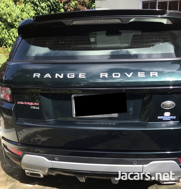Land Rover Range Rover Evoque 2,0L 2014-2