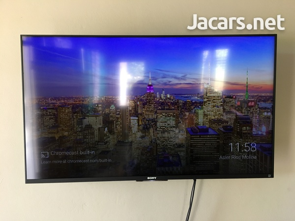 Sony Bravia Android Smart TV 50 Inch