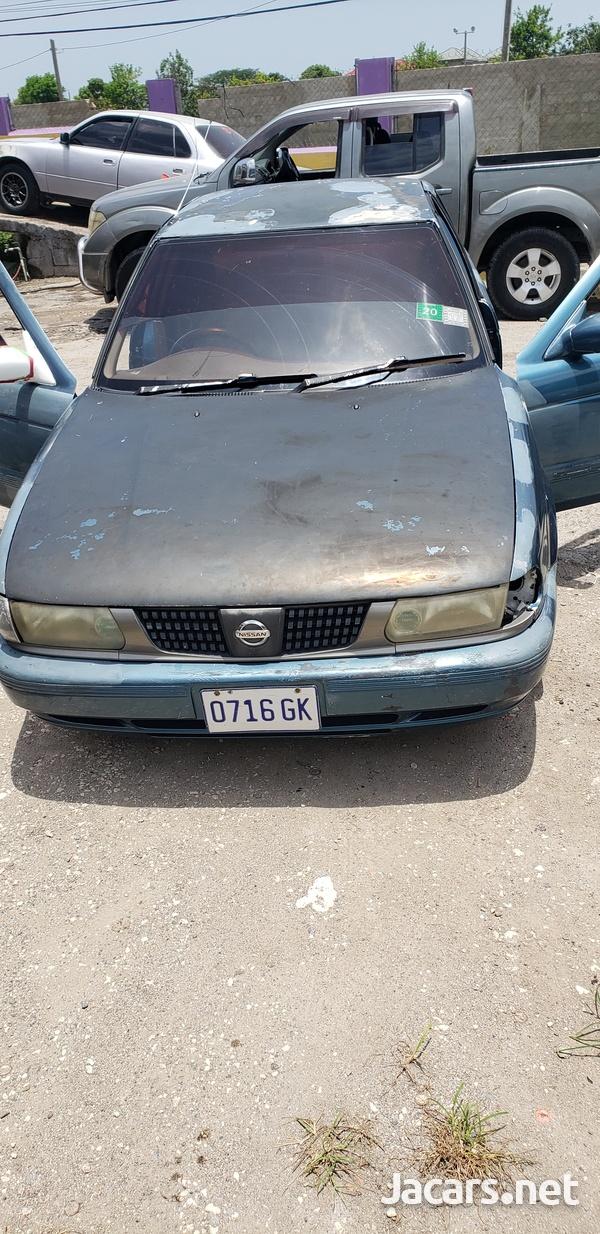 Nissan B14 2,0L 1994-9