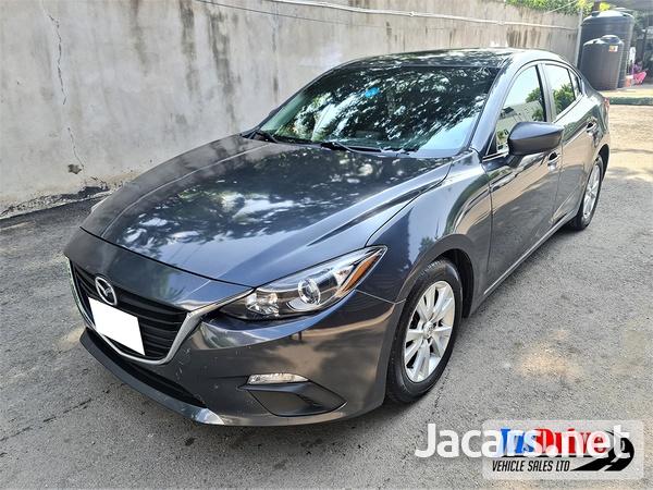 Mazda 3 2,0L 2015-3