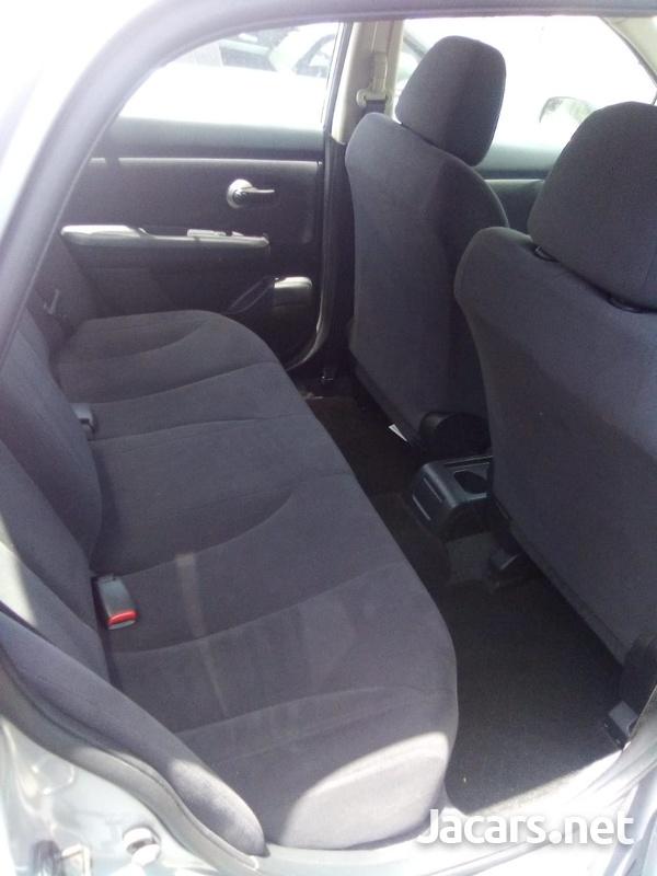 Nissan Tiida 1,3L 2013-7